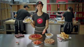 Pizza Hut $5 Flavor Menu TV Spot, 'Captain America: Civil War' - Thumbnail 4