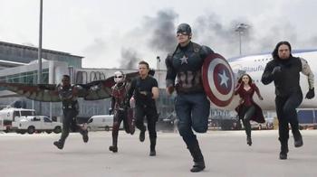 Pizza Hut $5 Flavor Menu TV Spot, 'Captain America: Civil War' - Thumbnail 5