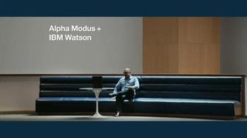 IBM Watson TV Spot, 'Alpha Modus + IBM Watson on Cognitive Forecasting' - Thumbnail 1