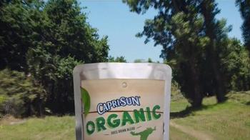 Capri Sun Organic TV Spot, 'Go'
