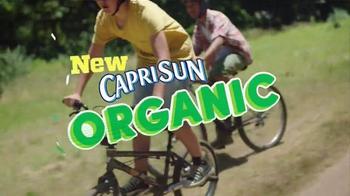 Capri Sun Organic TV Spot, 'Go' - Thumbnail 10