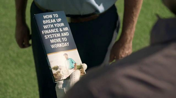 Workday TV Spot, 'Pamphlets for Everything' Featuring Davis Love III - Thumbnail 4