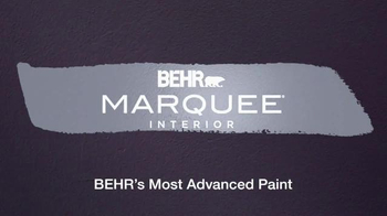 BEHR MARQUEE® Interior Paint & Primer TV Spot, 'Applause Please' - Thumbnail 8