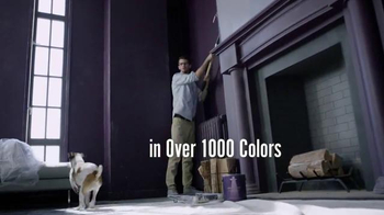 BEHR MARQUEE® Interior Paint & Primer TV Spot, 'Applause Please' - Thumbnail 5