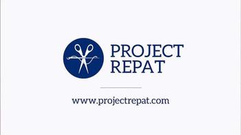 Project Repat TV Spot, 'Every Shirt Tells a Story' - Thumbnail 8