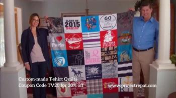 Project Repat TV Spot, 'Every Shirt Tells a Story' - Thumbnail 7