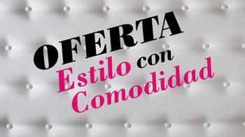 Payless Shoe Source Oferta Estilo con Comodidad TV Spot, 'Color' [Spanish] - Thumbnail 5