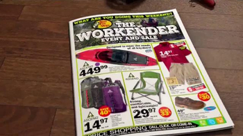 Bass Pro Shops Workender Sale TV Spot, 'Hiking and Fishing Gear' - Thumbnail 2