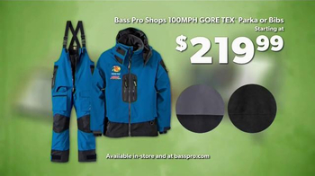 Bass Pro Shops Workender Sale TV Spot, 'Packs, Reels and Gore-Tex' - Thumbnail 6