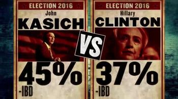 Kasich for America TV Spot, 'One Choice' - Thumbnail 7