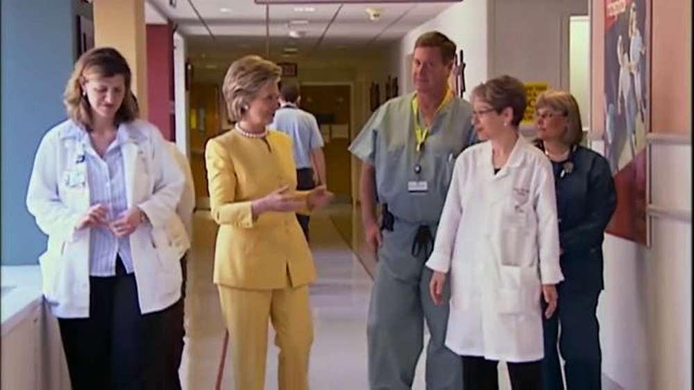 Hillary for America TV Commercial, 'Every Corner'