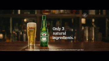 Heineken TV Spot, 'Special Gift' Featuring Benicio del Toro - Thumbnail 10
