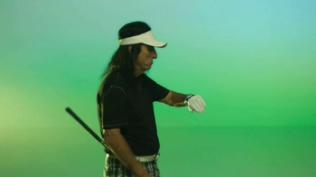 Apple Watch TV Spot, 'Golf' Featuring Alice Cooper, Song by Bhi Bhiman - Thumbnail 7