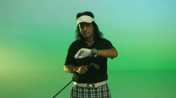 Apple Watch TV Spot, 'Golf' Featuring Alice Cooper, Song by Bhi Bhiman