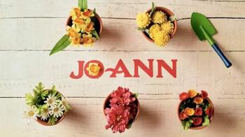 Jo-Ann Daffodil Dash Sale TV Spot, 'Spring Crafts' - Thumbnail 2