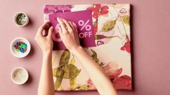 Jo-Ann Daffodil Dash Sale TV Spot, 'Spring Crafts' - Thumbnail 8