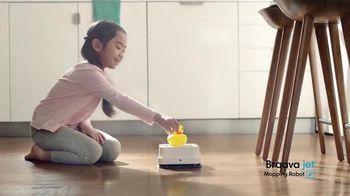 iRobot Braava Jet TV Spot, 'Vacuum and Mop'