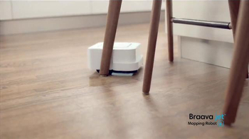 iRobot Braava Jet TV Spot, 'Vacuum and Mop' - Thumbnail 8