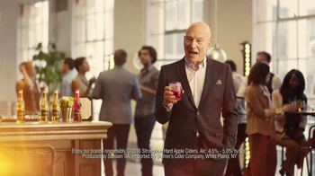 Strongbow Cherry Blossom TV Spot, 'Acting' Featuring Patrick Stewart - Thumbnail 10