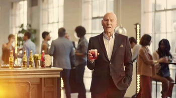 Strongbow Cherry Blossom TV Spot, 'Acting' Featuring Patrick Stewart - Thumbnail 5