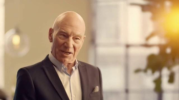 Strongbow Cherry Blossom TV Spot, 'Acting' Featuring Patrick Stewart - Thumbnail 7