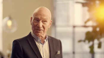 Strongbow Cherry Blossom TV Spot, 'Acting' Featuring Patrick Stewart - Thumbnail 8