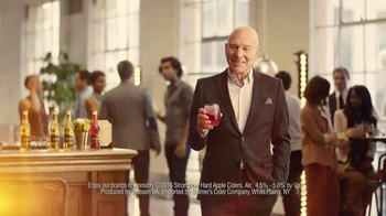 Strongbow Cherry Blossom TV Spot, 'Acting' Featuring Patrick Stewart - Thumbnail 9
