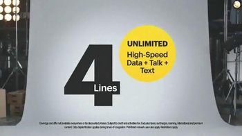 Sprint Unlimited TV Spot, 'It's the Smart Choice' - Thumbnail 4