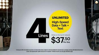 Sprint Unlimited TV Spot, 'It's the Smart Choice' - Thumbnail 5