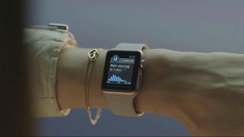 Apple Watch TV Spot, 'Rain' - Thumbnail 4