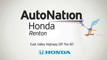 AutoNation Honda Dream Garage Sales Event TV Spot, 'Drive Pink: Roadrunner' - Thumbnail 10