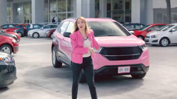AutoNation Honda Dream Garage Sales Event TV Spot, 'Drive Pink: Roadrunner' - Thumbnail 2