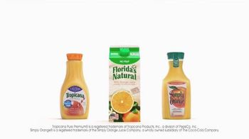 Florida's Natural Orange Juice TV Spot, 'Flag'