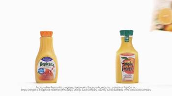 Florida's Natural Orange Juice TV Spot, 'Flag' - Thumbnail 1