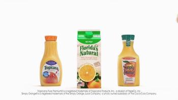 Florida's Natural Orange Juice TV Spot, 'Flag' - Thumbnail 2