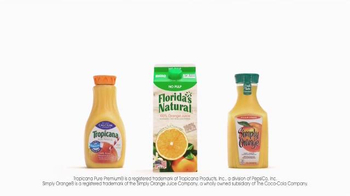 Florida\'s Natural Orange Juice TV Spot, \'Flag\'
