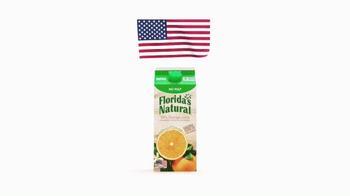 Florida's Natural Orange Juice TV Spot, 'Flag' - Thumbnail 6