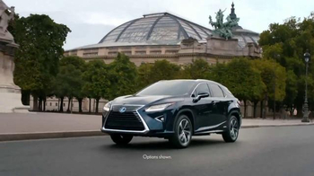 2016 Lexus RX TV Spot, 'Expressive: Modern. Luxury.' Song by Pylon - Thumbnail 2
