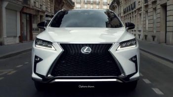 2016 Lexus RX TV Spot, 'Expressive: Modern. Luxury.' Song by Pylon - Thumbnail 3