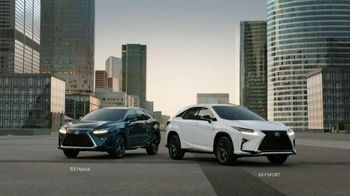 2016 Lexus RX TV Spot, 'Expressive: Modern. Luxury.' Song by Pylon