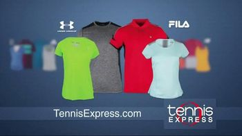 Tennis Express TV Spot, 'Largest Selection in the World' - 127 commercial airings