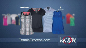 Tennis Express TV Spot, 'Largest Selection in the World' - Thumbnail 6