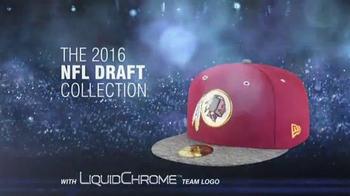 New Era 2016 NFL Draft Collection TV Spot, 'The Cap of the NFL Draft' - Thumbnail 8