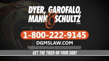 Dyer, Garofalo, Mann & Schultz TV Spot, 'Talc Baby Powder Products' - Thumbnail 6