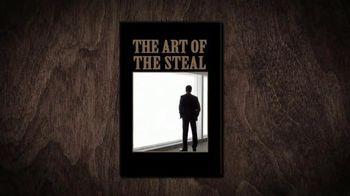 Bernie 2016 TV Spot, 'The Art of the Steal'