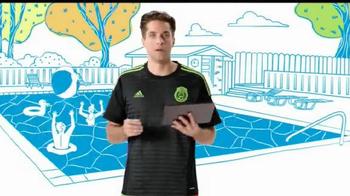 AT&T TV Spot, 'Soccer Jersey' [Spanish] - Thumbnail 3