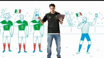 AT&T TV Spot, 'Soccer Jersey' [Spanish] - Thumbnail 4