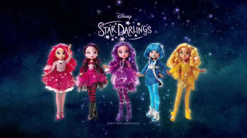 Disney Star Darlings Dolls TV Spot, 'Disney Channel: Wishes' - Thumbnail 4