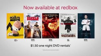 Redbox TV Spot, 'Best New Movies' - Thumbnail 6