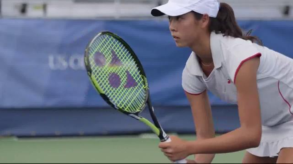 USTA TV Commercial, 'Do you want to play in the US Open?'
